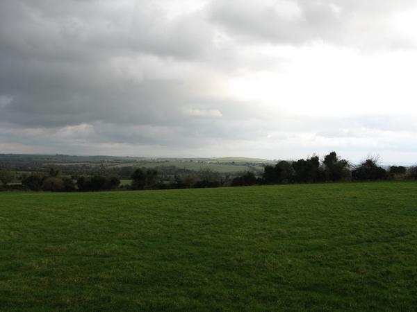 Le paysage Irlande