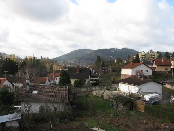 Le paysage Ouam